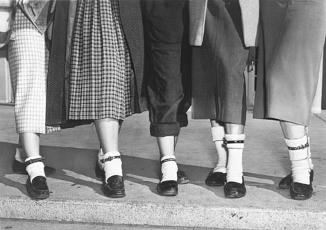 Fashion Trend for Teenage Girls in the 1950s