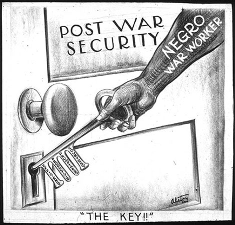 The Key!! Cartoon